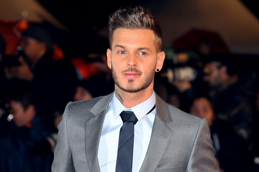 M. Pokora - RelaxNews - AFP PHOTO VALERY HACHE