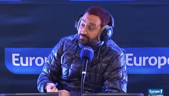 Cyril Hanouna Europe 1.